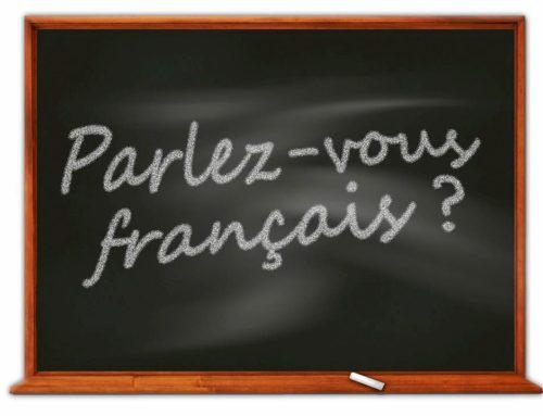 Français langue étrangère