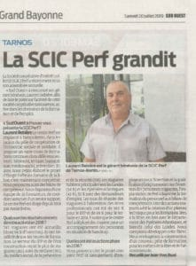 LAURENT REBIERE-AG SUD Ouest