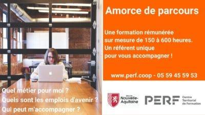 AMORCE DE PARCOURS