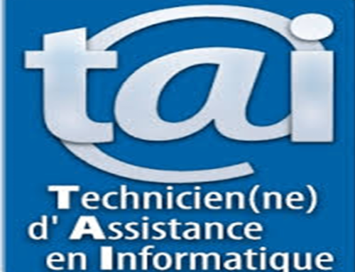 Technicien d'assistance en informatique